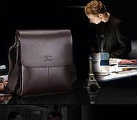 Мужская кожаная сумка. Модель 63151, фото 9