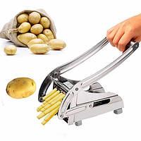 Машинка для нарезки картофеля фри Potato Chipper ручная картофелерезка