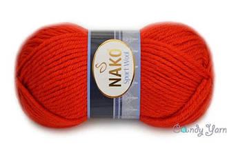 Nako Sport Wool, №1140 Красный