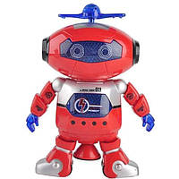 Интерактивный Робот Dance Красный