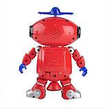 Интерактивный Робот Dance Красный, фото 4