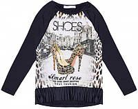 Блузка для девочки со стразами Marions (размер 146)