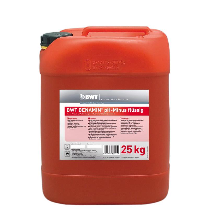 PH Minus BWT Benamin (жидкий) - 25 кг