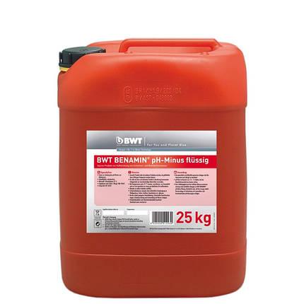PH Minus BWT Benamin (жидкий) - 25 кг, фото 2