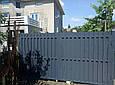 Ворота распашные и откатные в Одессе. Производство, доставка и монтаж под ключ., фото 8