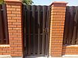 Ворота распашные и откатные в Одессе. Производство, доставка и монтаж под ключ., фото 9
