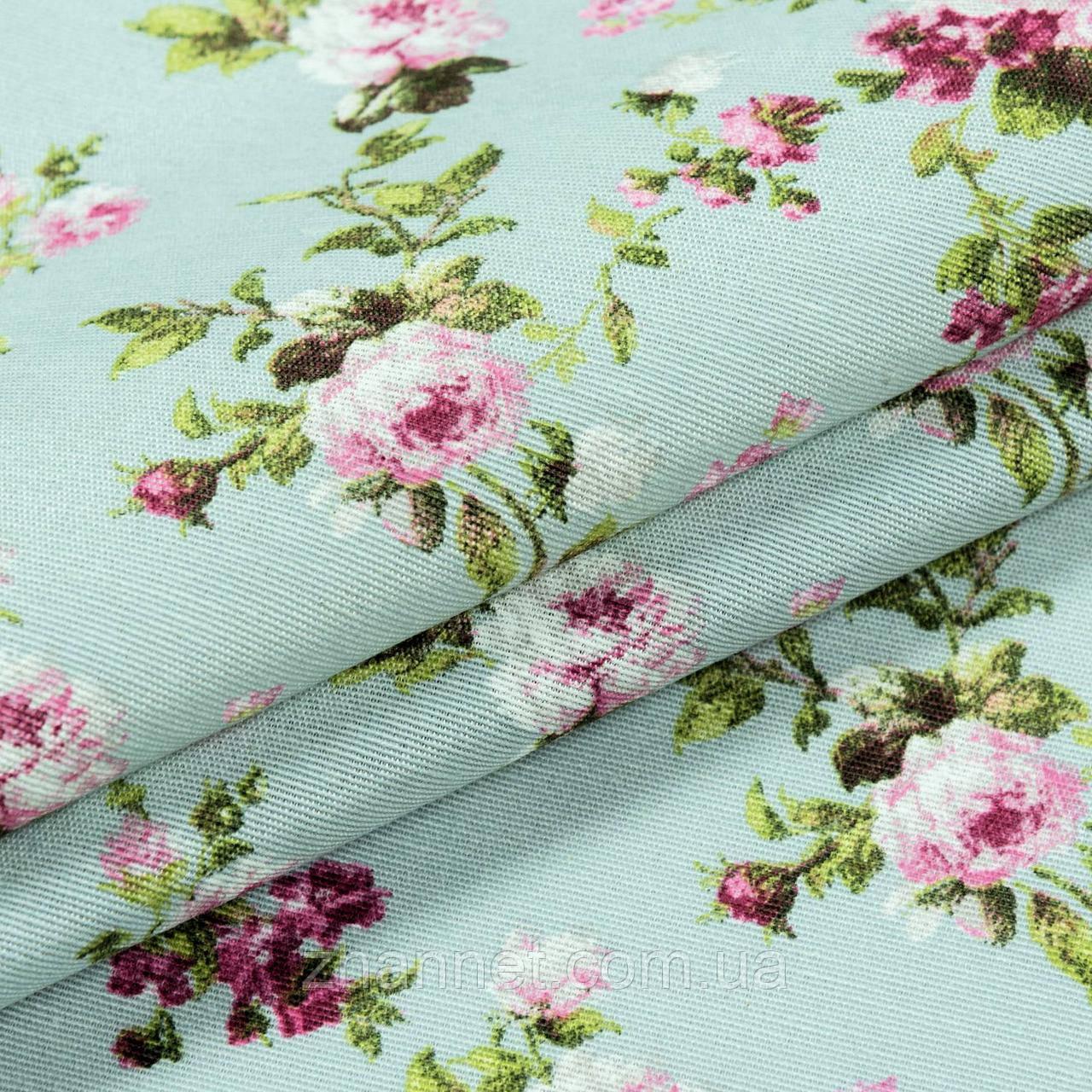 Купить ткань для штор с цветами молния разделитель