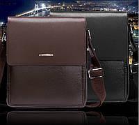 Мужская кожаная сумка. Модель 61326x, фото 2