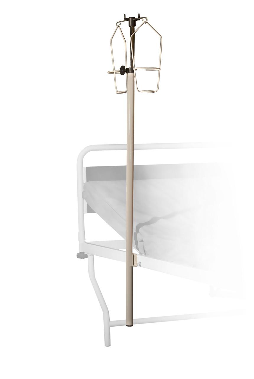 Штатив для крапельниці з кріпленням до ліжка ШДВк