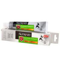 Энзимная зубная паста для собак от камня и налета Нутри Вет Nutri-Vet Enzymatic Toothpaste для собак 70 гр.