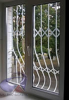 Решетка на окно выпуклая Шир.1500*Выс.1700мм