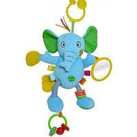 Игрушка-подвеска Biba Toys Активный слоненок (JF702-E)