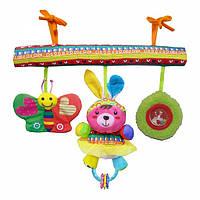 Активная игрушка-подвеска Biba Toys Кролик (HA907)