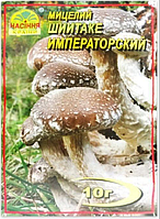 Мицелий гриба Шиитаке Императорский 10 г