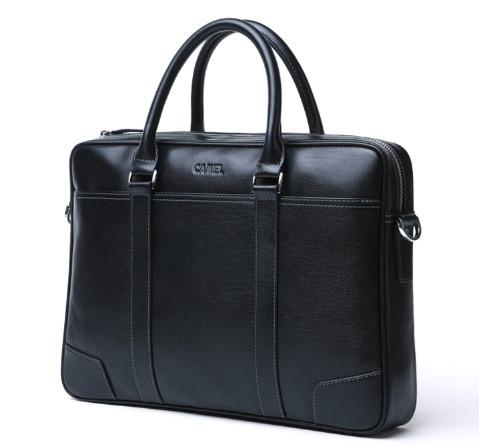 Мужская кожаная сумка. Модель 61328