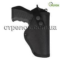 Кобура поясна Стрілок для пістолета Blow TR92 синтетична, чорна