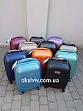 РОЗПРОДАЖ FLY K 310 Польща ручна поклажа валізи чемоданы сумки на колесах, фото 7