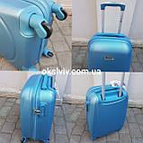 РОЗПРОДАЖ FLY K 310 Польща ручна поклажа валізи чемоданы сумки на колесах, фото 5