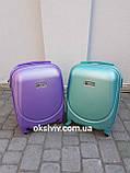 РОЗПРОДАЖ FLY K 310 Польща ручна поклажа валізи чемоданы сумки на колесах, фото 4