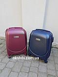 РОЗПРОДАЖ FLY K 310 Польща ручна поклажа валізи чемоданы сумки на колесах, фото 2