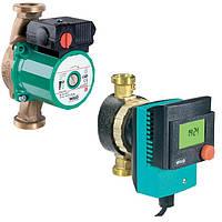 Насосы для систем отопления и ГВС