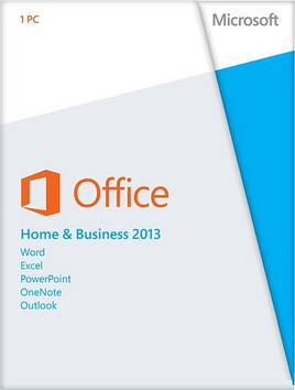 Microsoft Office 2013 Home and Business Russian Brand OEM (T5D-01870)