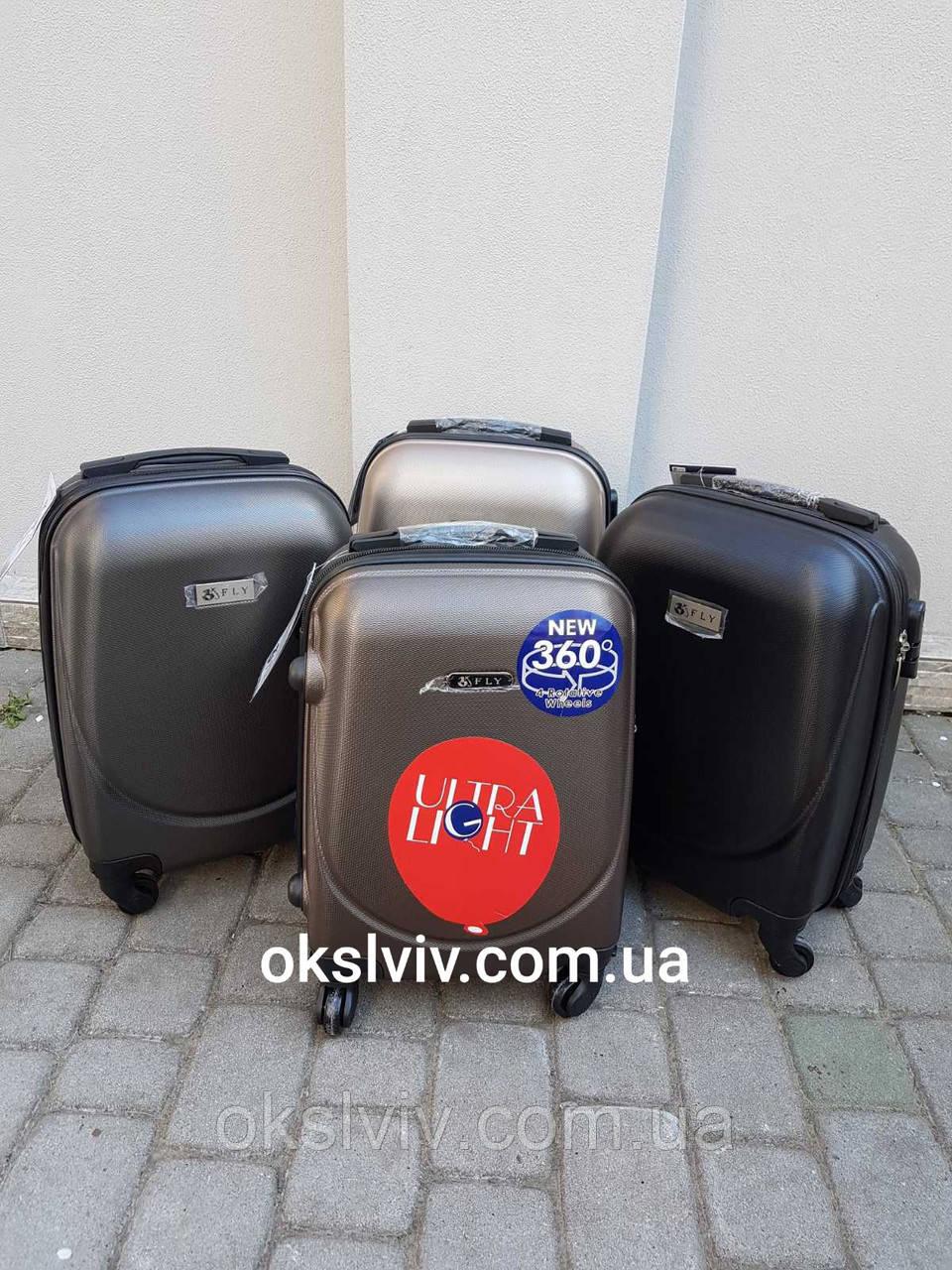 РОЗПРОДАЖ FLY K 310 Польща ручна поклажа валізи чемоданы сумки на колесах