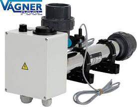 Vagner EOV 3 кВт электронагреватель для бассейнов, фото 3