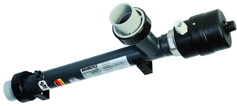 Behncke EWT 80-70/9 на 9,0 кВт/380В електронагрівач для басейнів