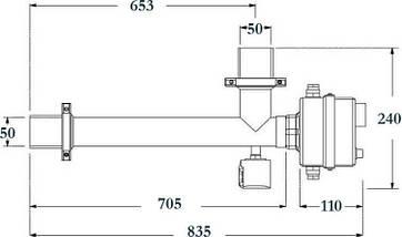 Maxdapra Economy D-EWT-VA, 18 кВт электронагреватель для бассейна, фото 3