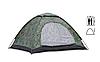 Автоматическая палатка 4-х местная туристическая камуфляж