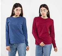 Женская футболка с длинным рукавом, фото 1