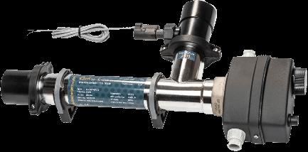 Maxdapra Evo D-EWT-VA, 15 кВт електронагрівач для басейну, фото 2