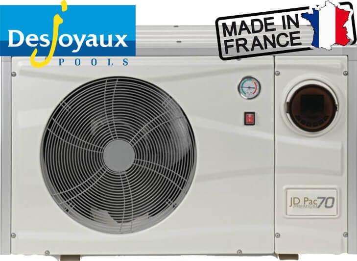 Desjoyaux JD Pac Premium 120 тепловой насос для бассейна