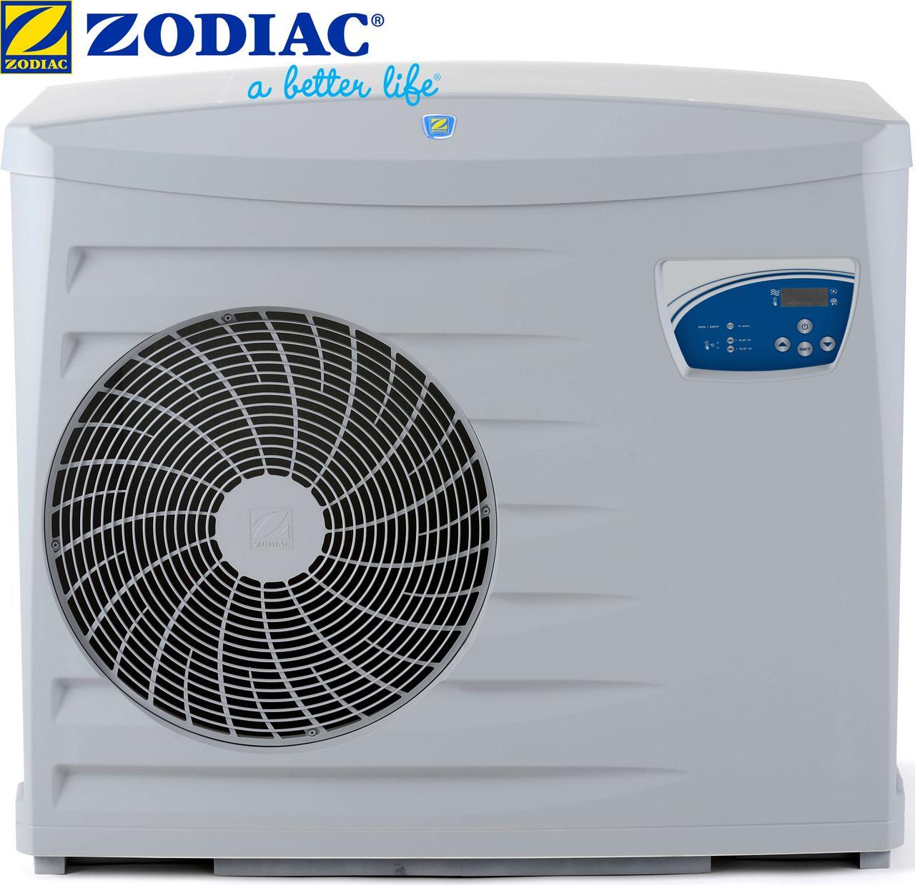 Zodiac Z300 TD8 Defrost 21 кВт тепловий насос для басейну (тепло/ холод) 400 В