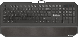 Клавіатура Defender Oscar SM-600 Pro BK