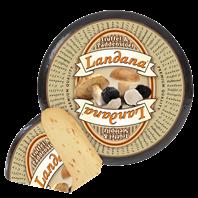 Сыр с трюфелем и белыми грибами Landana Truffle & Cep50%