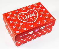 Подарочная коробка 13х6, фото 1