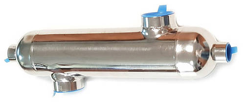 Secespol B45 13 кВт трубчатый теплообменник , фото 3