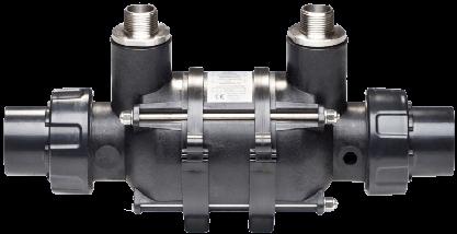 Maxdapra D-KWT-VA 25 кВт спиральный теплообменник, фото 2