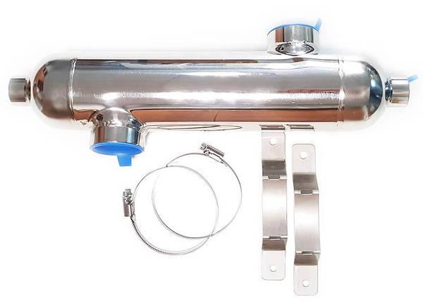 Secespol B250 73 кВт трубчатый теплообменник, фото 2