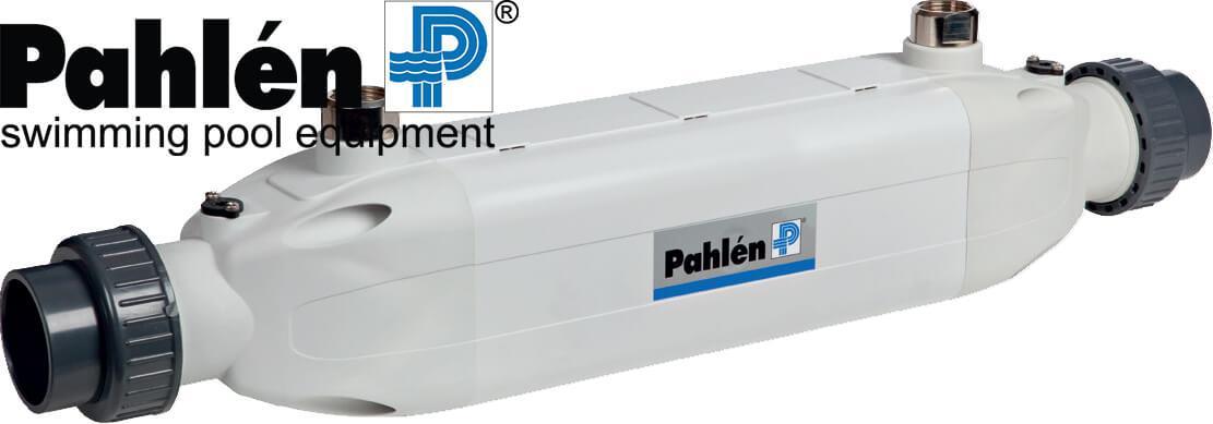 Pahlen Aqua Mex 40 кВт Incoloy трубчатый теплообменник