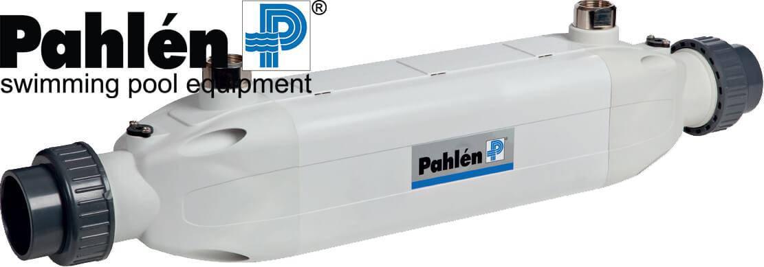 Pahlen Aqua Mex 40 кВт Incoloy трубчатый теплообменник , фото 2