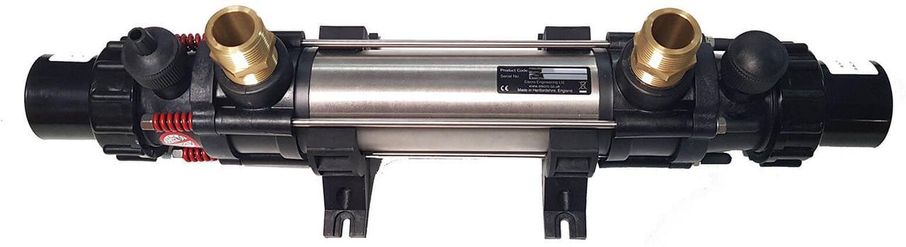 Elecro G2I HE 85 кВт Incoloy трубчатый теплообменник