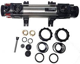 Elecro G2I HE 85 кВт Incoloy трубчатый теплообменник , фото 2
