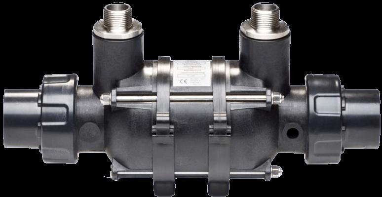 Maxdapra D-KWT-Ti 25 кВт спиральный теплообменник, фото 2