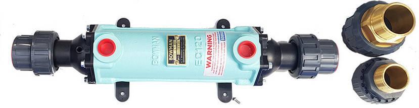 Bowman FC100-5114-2S 100 кВт трубчатый теплообменник , фото 2