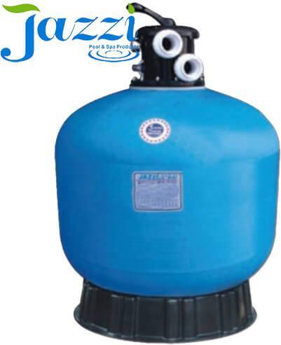 JAZZI T550 12,5 м3/год піщаний фільтр для басейну корпус зі скловолокна