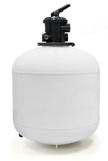 Astral Skypool D500 мм, 9 м3/ч песочный фильтр с верхним подключением