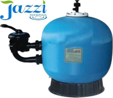 JAZZI S700 20,3 м3/год піщаний фільтр для басейну корпус зі скловолокна, фото 2
